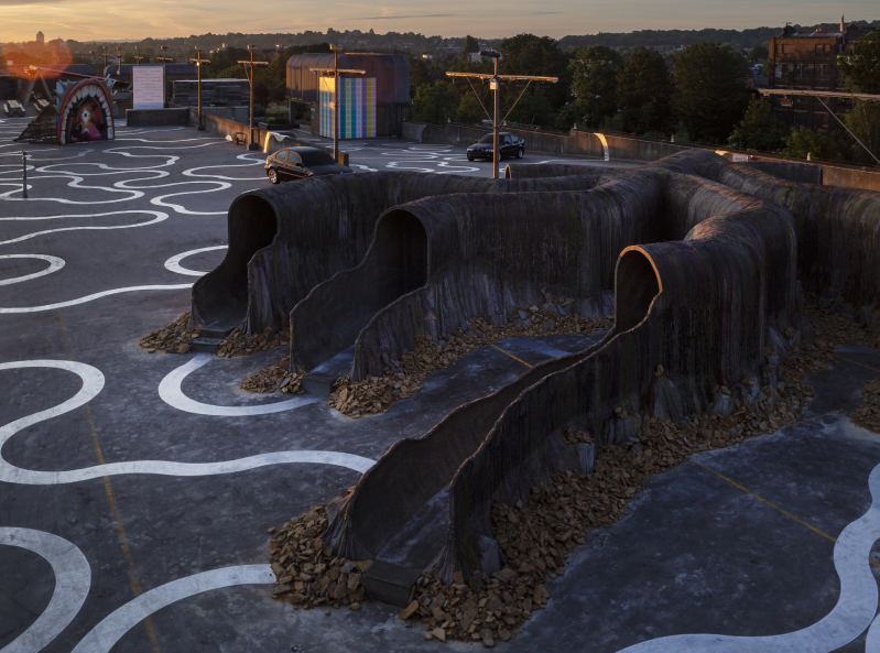 Bold Tendencies | Site Specific Art Commissions